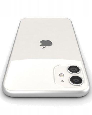 Iphone 11 white 64 GB jak nowy gwarancja