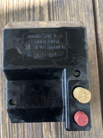 Автоматический выключатель АП50Б-3МТ