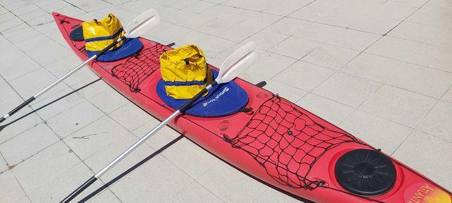 Kayak mar 2 lugares