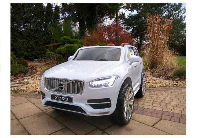 VOLVO XC90 XXL auto na akumulator dla dzieci +PILOT
