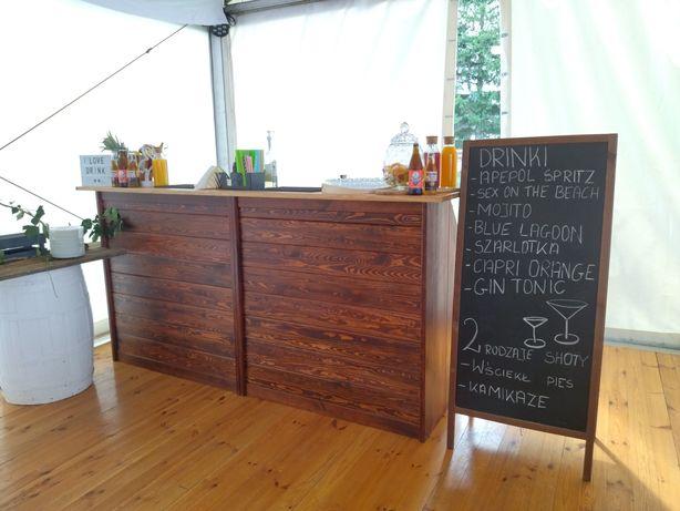 Drink Bar na każdą okazję! Napis LOVE Gratis