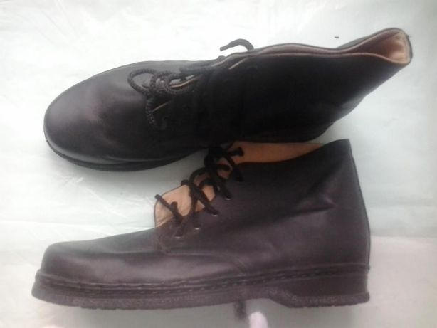 Ботинки кожаные новые подростковые 37 размер 24см сте