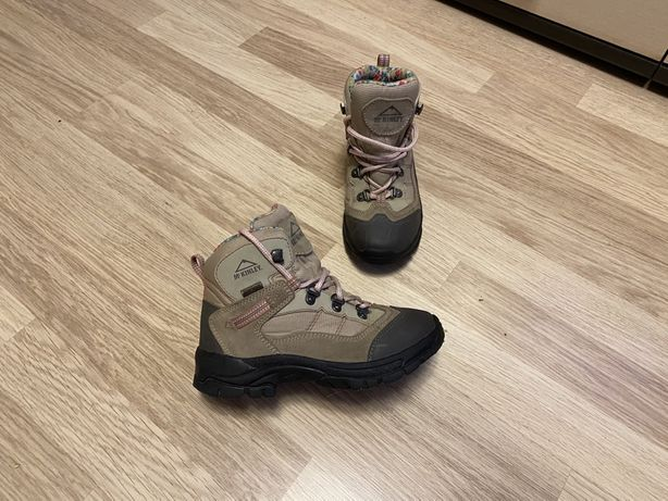 Ботинки термо замшевые 32 размер