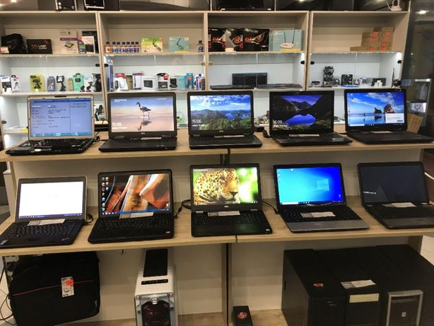 Ноутбук БУ Asus Acer Dell Lenovo HP Toshiba Samsung Європа та США