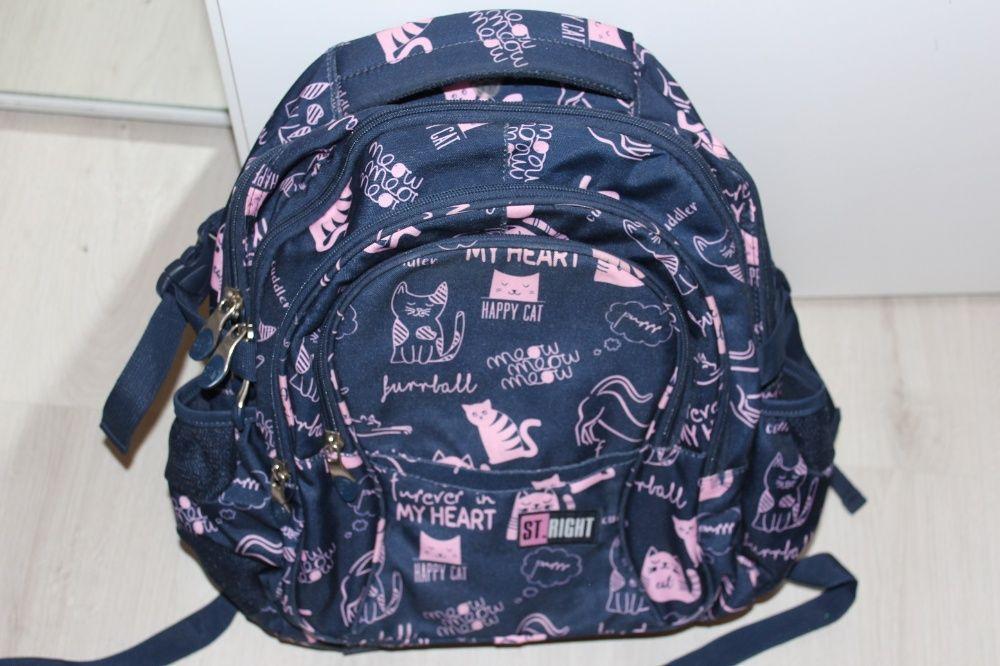 Fajny plecak do szkoły Mielec - image 1
