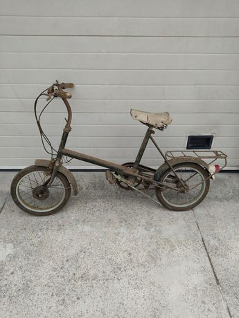 Bicicleta marca Rudge