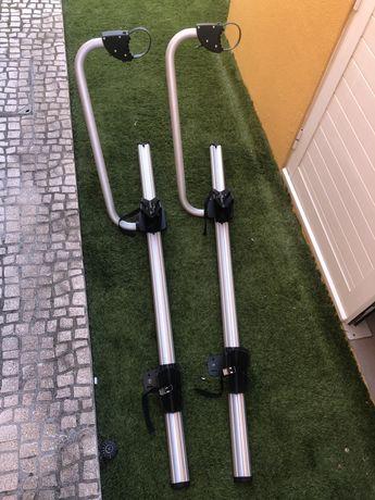 Barras suportes bicicketa bmw originais
