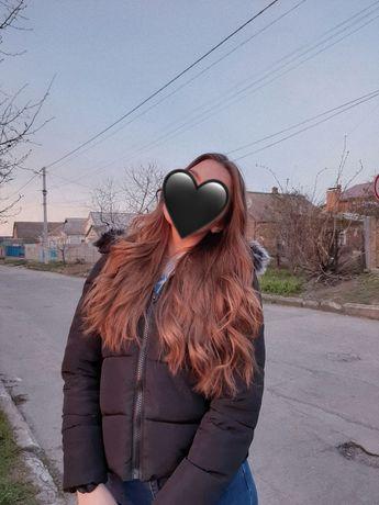 куртка осень/весна xs s