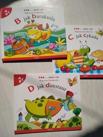 ABC uczę się książki