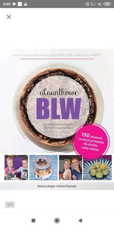 Alaantkowe BLW -nowa ks
