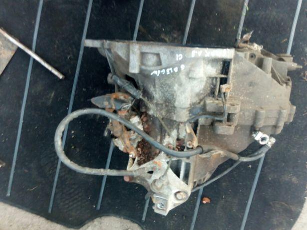 Skrzynia biegów ford c max 2.0tdci szustka