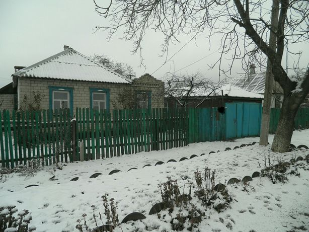 Продам газифицированый шпальный дом на Тресте!