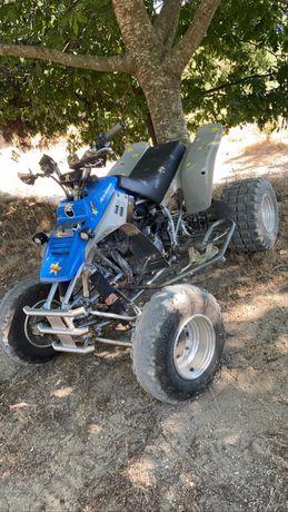 Yamaha warrior 350cc
