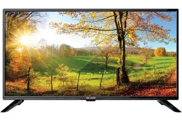 "TV LED 32"" Silver"