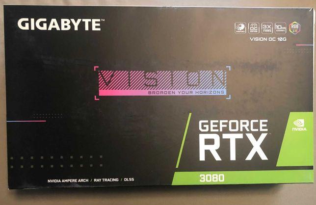 Gigabyte GeForce RTX 3080 Vision OC / marzec 2021 / PL / FV23%