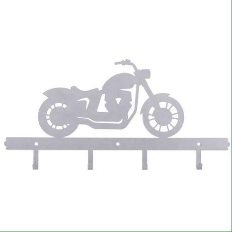 Wieszak motocyklowy