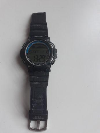zegarek tanio czarny