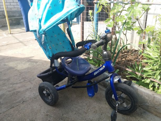 Велосипед коляска Азимут трайке