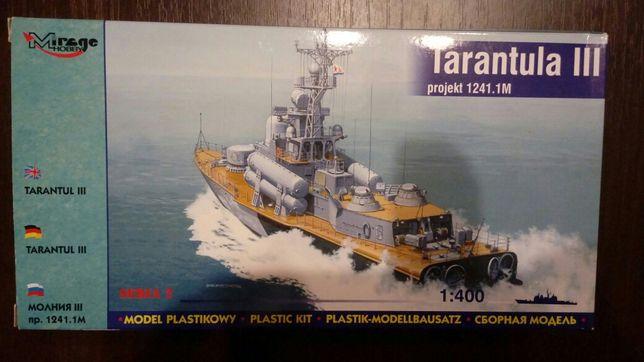 .odel plastikowy Tarantula III 1:400 Mirage