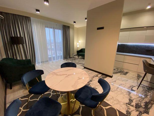 Двухстороняя квартира 75 кв.м. в клубном доме на улице Морской!