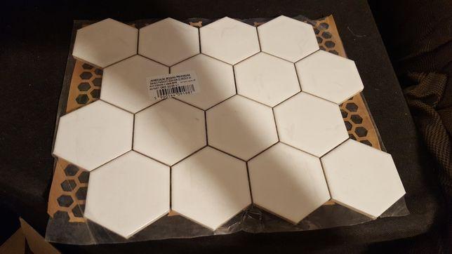 Dekor heksagon hexagon paradyz plytki