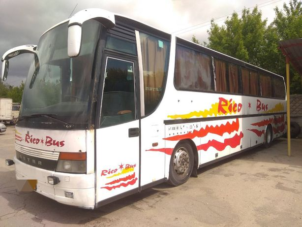 Автобус SETRA S 315HD на 50 мест