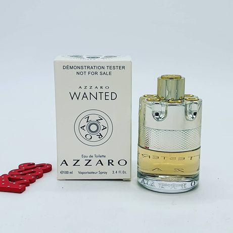 Туалетная вода Azzaro Wanted - Аззаро Вантед для мужчин 100 мил