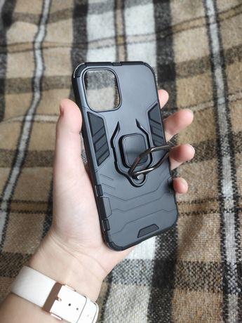 Etui do iPhone X, 11 i 11 Pro z magnezem