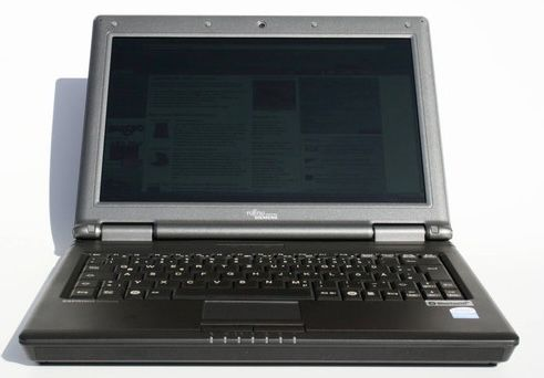 "Ноутбук 12""/Core 2 Duo T8100/ 3 Gb"