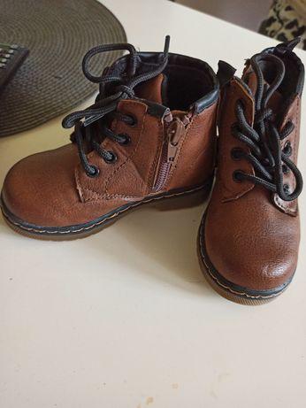 Buty dziecięce zimowe rozm. 23