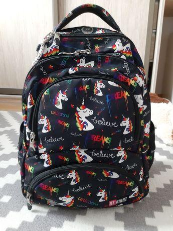 Plecak szkolny Smyk