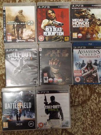 Sprzedam gry na PS3