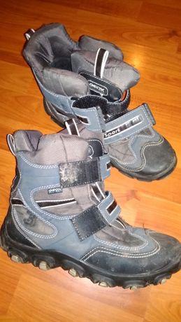 Снижаю цену! Ботинки джикс зима термо