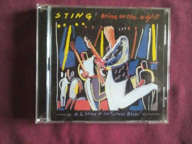 "Sting""Bring On The Night"".Cd.Stan idealny."