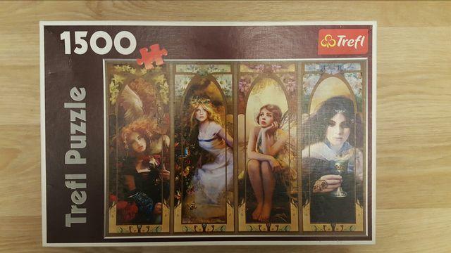 Trefl Puzzle 1500