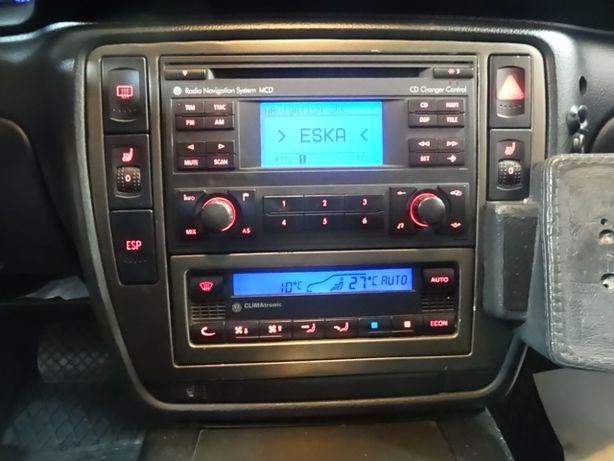 VW Passat B5 FL radio