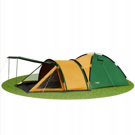 OKAZJA!!! Namiot turystyczny traper 4 osobowy 3000mm okna