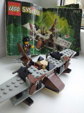 Lego Самолёт Архиолога 5925 Оригинал