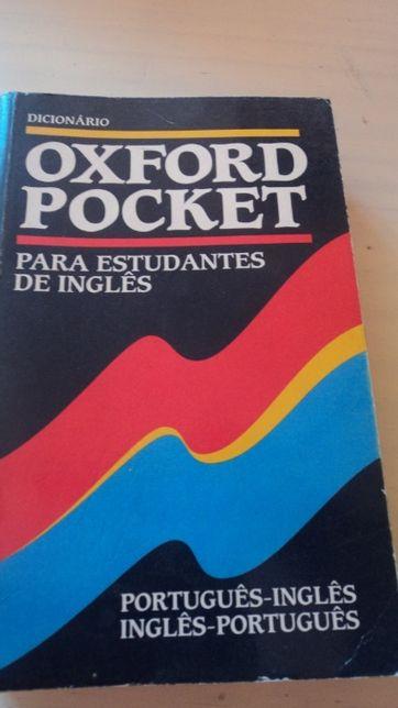 Dicionário Oxford Pocket (Português - Inglês)