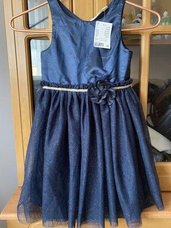 H&M платье 5-6 116