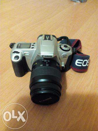 Canon eos  300 reflex rolo