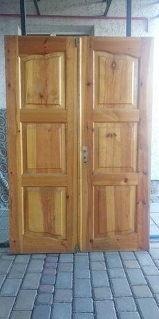 Межкомнатные деревянные двери б/у самовывоз