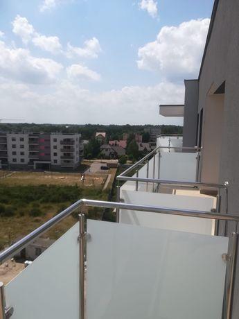 Mieszkanie dwupokojowe w nowym bloku