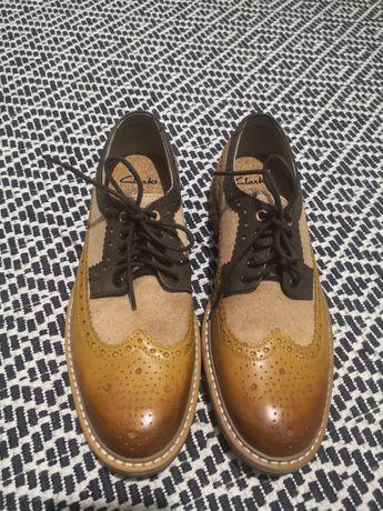 Sapatos homen de Clarks novo, N° 42