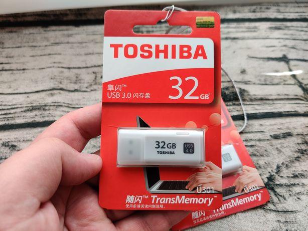 USB 3.0 флешка Toshiba 32 gb