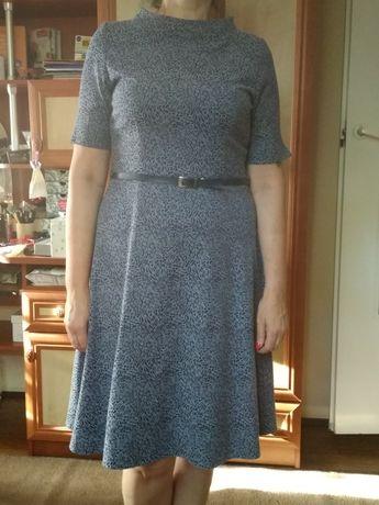 Sukienka wizytowa letnia do pracy codzienna