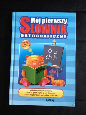 Okazja, Mój pierwszy Słowni Ortograficzny + gra Trudne Słowa