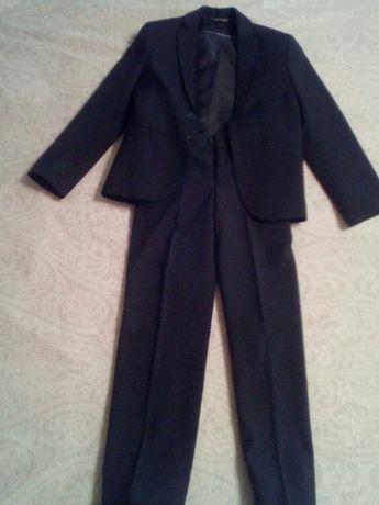Школьный костюм на мальчика 128 рост