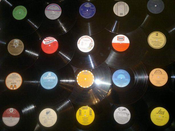 płyty winylowe analogowe do dekoracji Lombard66