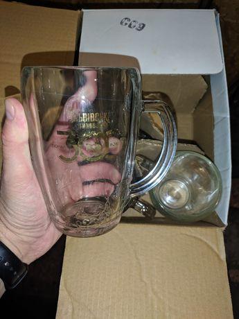 Пивные бокалы 1715